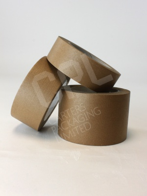 Paper Based Brown Tape