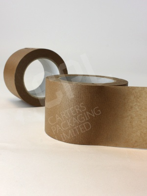 Environmentally Friendly Eco Brown Tape