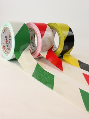 Rolls of Hazard Tape