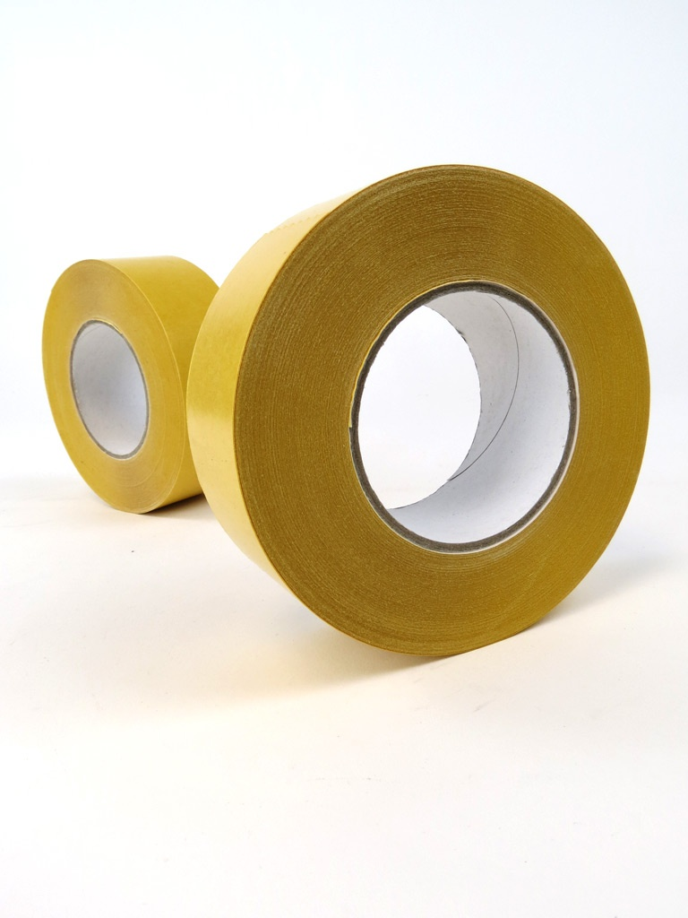 clear double sided carpet tape
