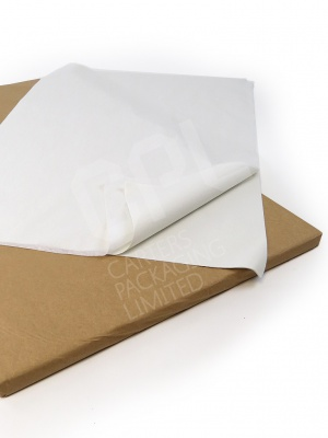 White Acid-Free Tissue Paper