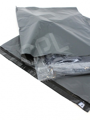 Economical Large Grey Mailers