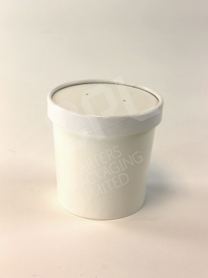 12oz Round Food Cup