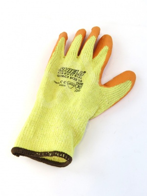 Industrial Grade Protective Construction Gloves