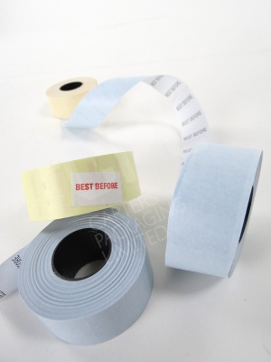 CT7 Sticky Labels for Product Pricing