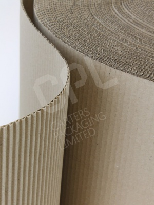Corrugated Cardboard Rolls - Ideal Packaging Protection