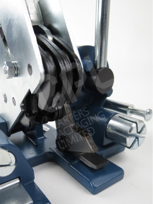 Close up of Sealer and Tensioner Combi Tool