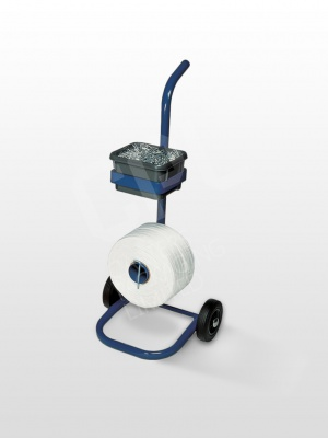 CSM20 - Mobile Dispenser for Woven Polyester Strapping