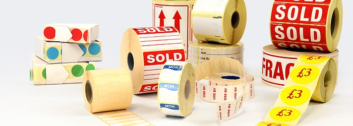 Sticky Self-adhesive Labels