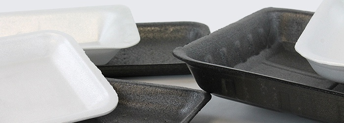 Polystyrene Foam Meat Trays