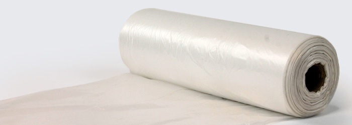 Polythene Bags Supplied on the roll