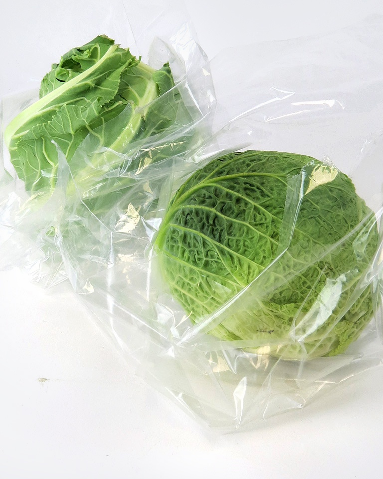 Non Wicketed Perforated Produce Bags