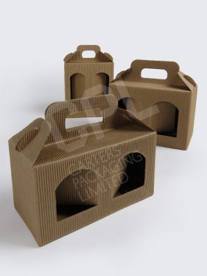 Cardboard Flute Cartons for Jars