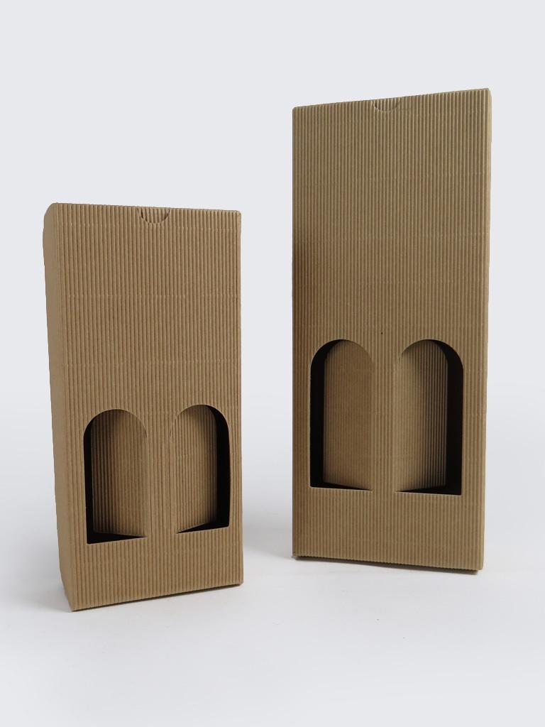 jar  u0026 bottle cardboard kraft window boxes