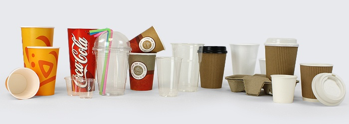 Practical and Diverse Collection of Cups for Hot and Cold Beverages