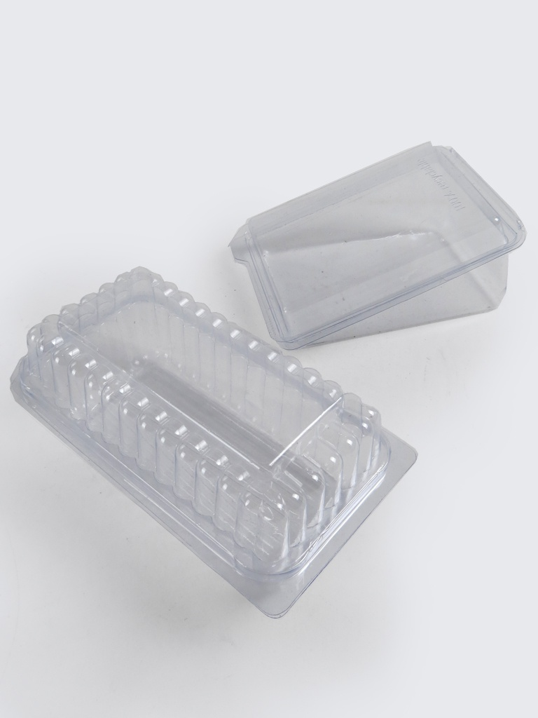 Single Slice Cake Containers