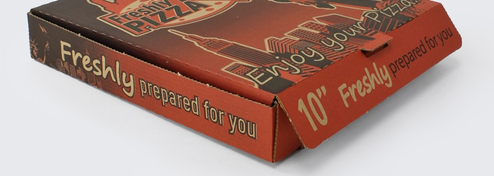 Pizza Packaging: Plain and Printed Designs