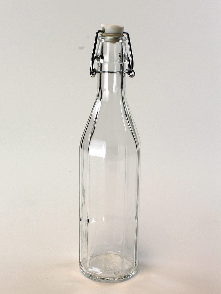 Glass Containers For Drinking Water