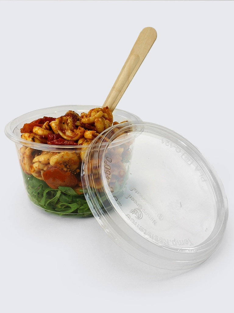 Salad Tub Biodegradable Food Tubs