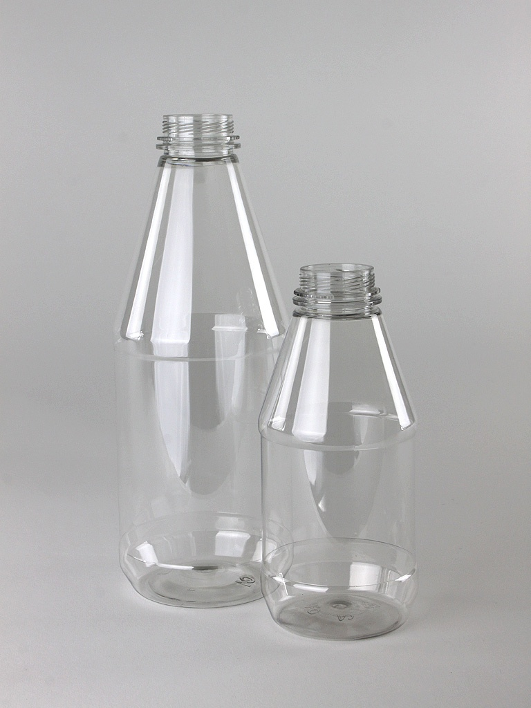 Plastic Drinking Bottles