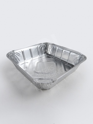 Large Square Foil Tray