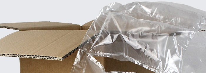 Clear Void-fill Protective Packaging