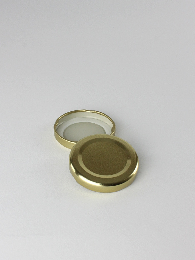 48mm Metal Jar Lids