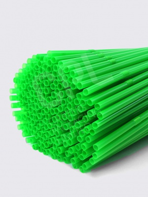 Green Biodegradable (Environmentally Friendly) Straws