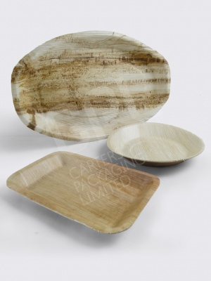 Wooden Dinnerware