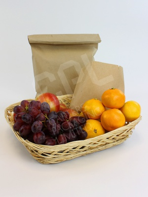 Paper Bags Ideal for Food Produce