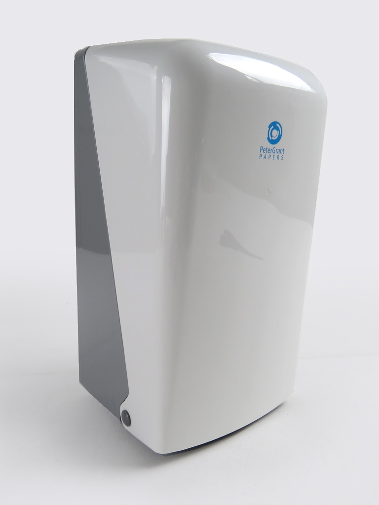 Twin Toilet Roll Dispenser
