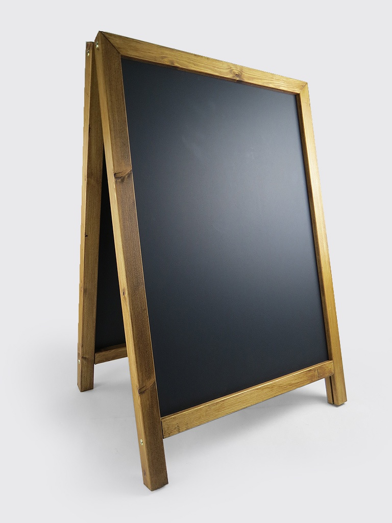Chalkboards A Frame Standing Display Board