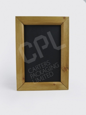 Hang-Up Flat Framed Chalkboard