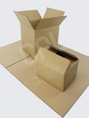 Carters Packaging Cardboard Boxes - Double Wall