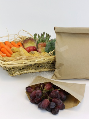 Economical Kraft Paper Bags