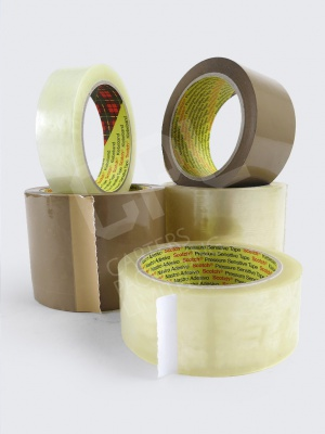 Hotmelt Polypropylene Packaging Tapes
