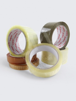 Polypropylene Tapes with Acrylic Adhesive