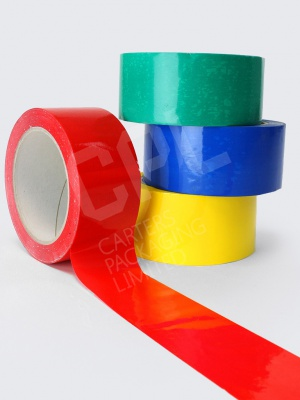Coloured PVC Tapes