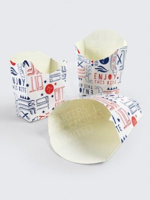 Chip Scoop Packaging