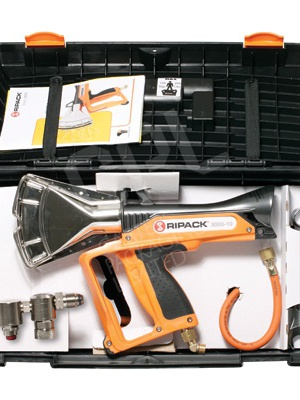 Ripack 3000 Heat Gun with Carry Case