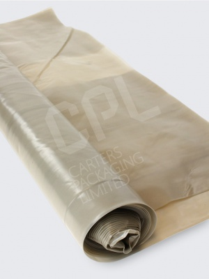 Temporarily Polythene Sheeting