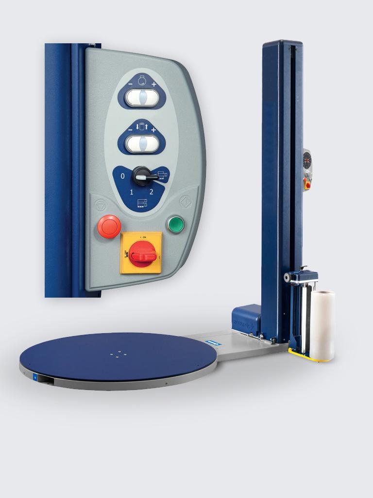 machine turntable
