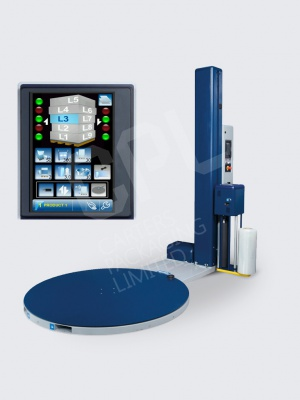 Premium Pallet Wrapper with Touch Screen Controls