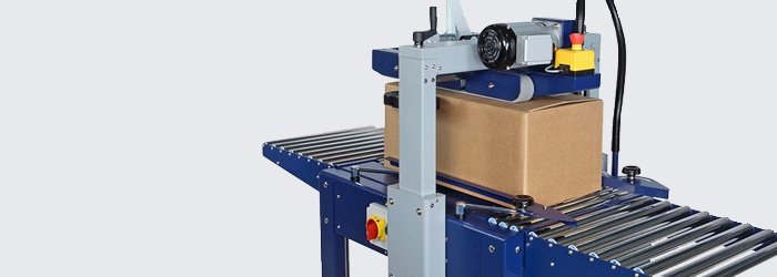 Box Taping Machines & Case Erectors