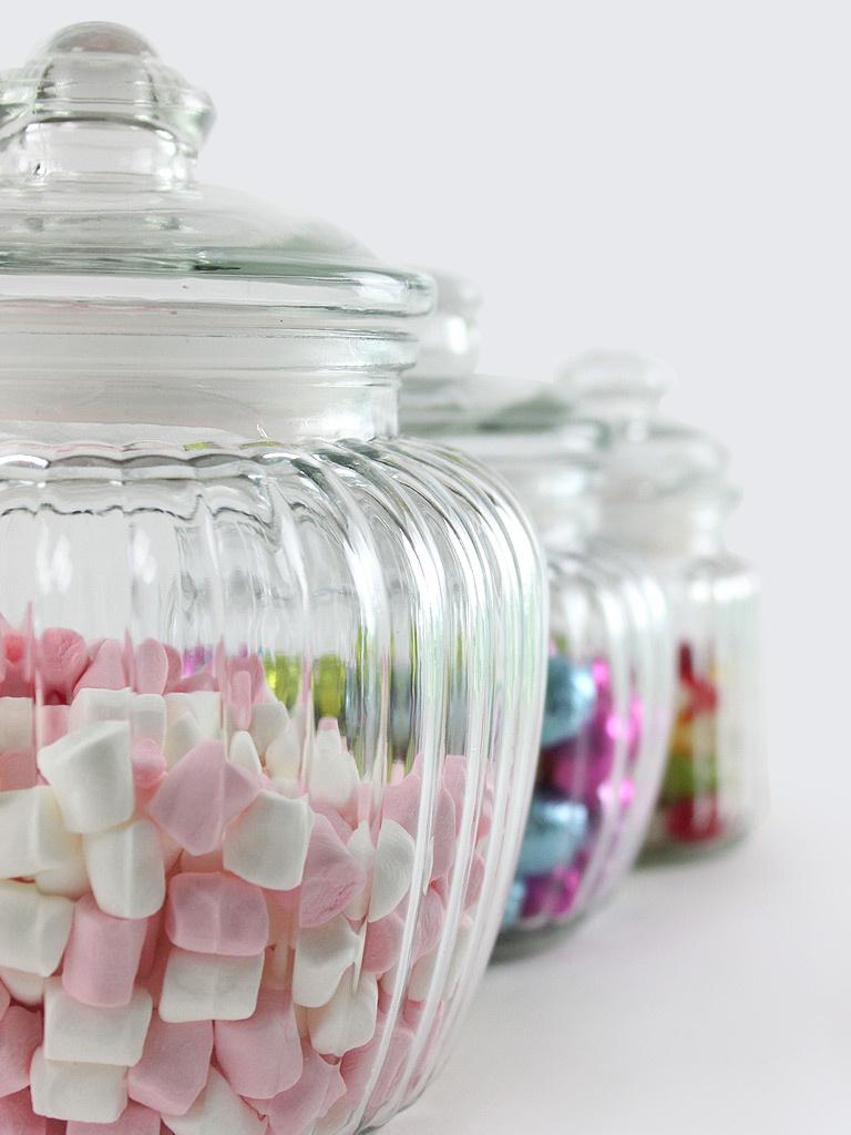 Vintage Sweetie Jars