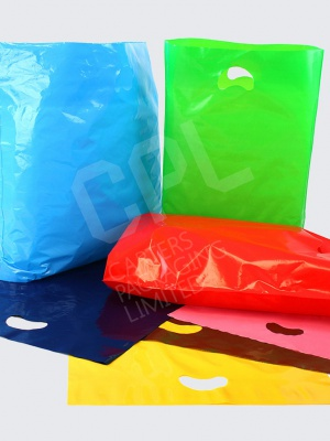 High Quality, Strong Plastic Carrier Bags