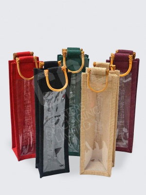 Jute Bags for Bottle