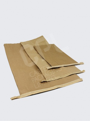 3-ply Brown Paper Sacks