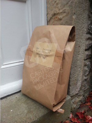 Brown Delivery Sacks