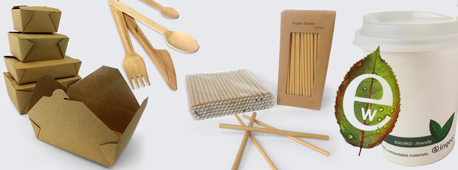Eco-Ware Packaging Range